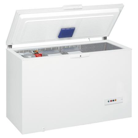 395 Litre Chest Freezer White