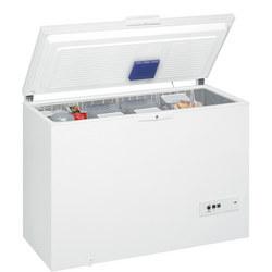 437 Litre Chest Freezer White