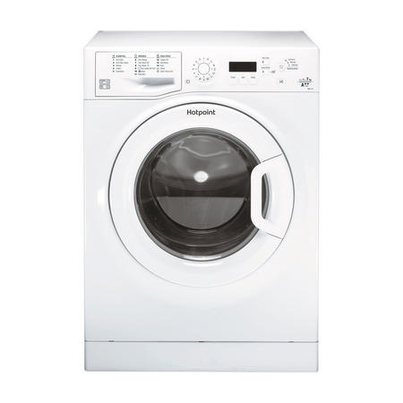 Aquarius 7kg Washing Machine 1400 Spin White