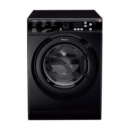 Aquarius 9kg Washing Machine 1400 Spin Black