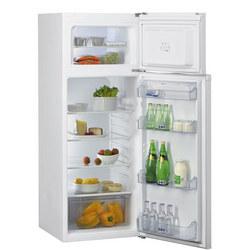 55cm 30/70 Fridge Freezer White