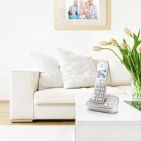 Backlight Corded Speakerphone Dual White