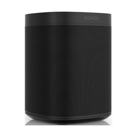Sonos One – Voice Controlled Smart Speaker Black