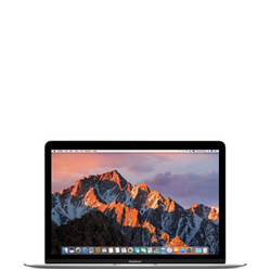 MacBook 12 2017 Silver