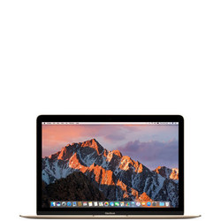 MacBook 12 2017 Gold
