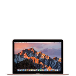 MacBook 12 2017 Rose Gold