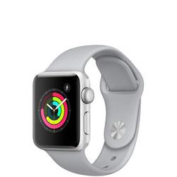 Apple Watch 3 38mm Silver Fog Band