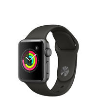 Apple Watch 3 38mm Space Grey Band