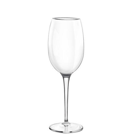 NBG300 Red Wine Glasses set of 4 Clear