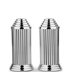Silver Plated Salt & Pepper Set