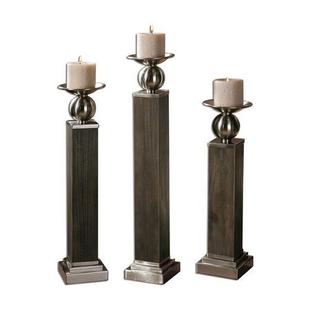 Hestia Candle Holders