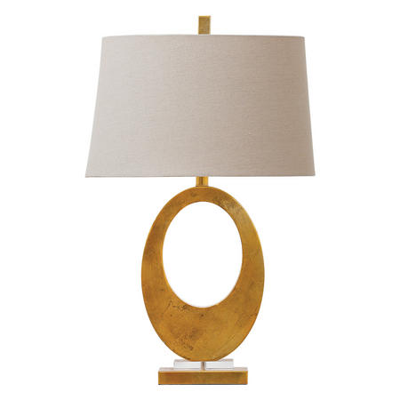 Cadore Lamp Gold-Tone