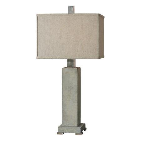 Risto Lamp Silver-Tone