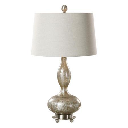 Vercana Lamp Set of Two Metallic