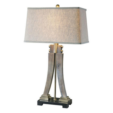 Yerevan Lamp Gold-Tone