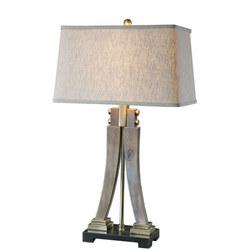 Yerevan Lamp Gold-Tone