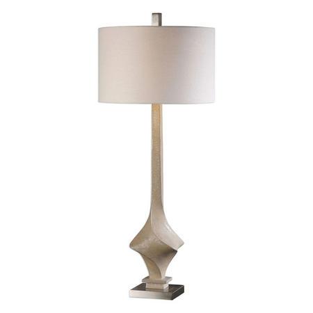 Roseta Lamp Brown