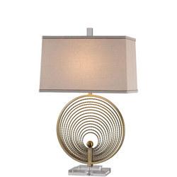 Petrelli Lamp Brass-Tone