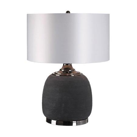 Charna Lamp Charcoal