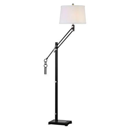 Tellico Floor Lamp Black