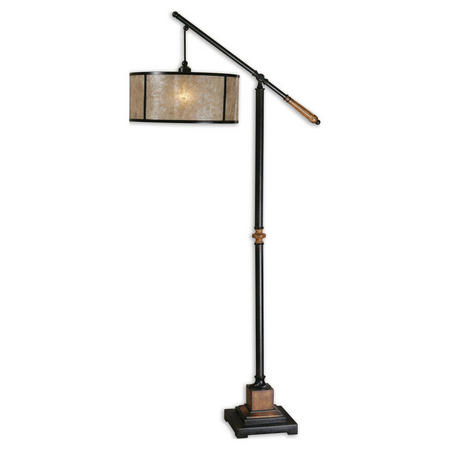 Sitka Floor Lamp Black