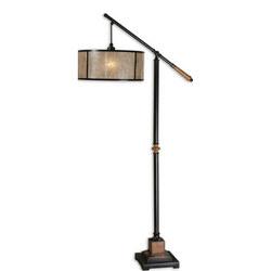 Sitka Floor Lamp Black