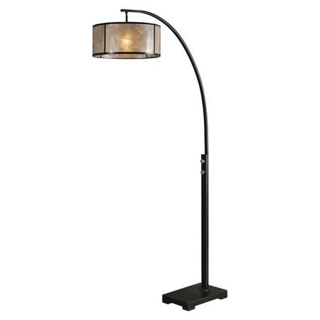 Cairano Floor Lamp Metallic