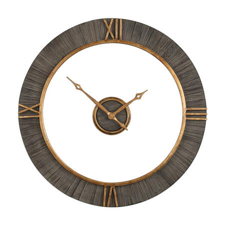 Alphonzo Clock Metal
