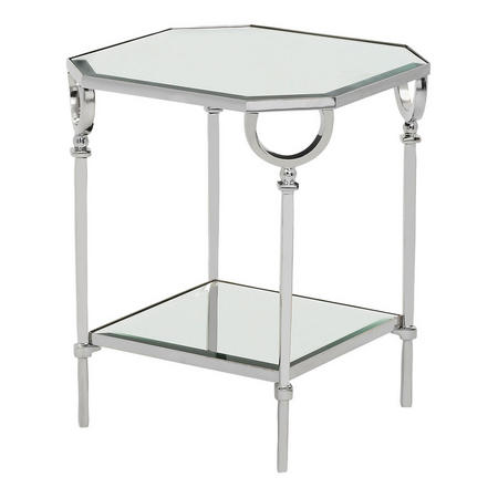 Bayonne Two Tier Side Table