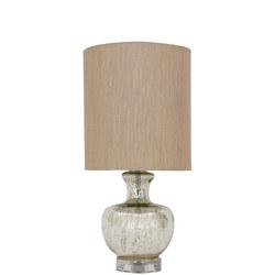 Tami Lamp Set of 2 Silver