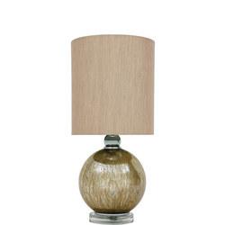 Yara Lamp Gold-Tone