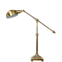 Tavis Lamp Gold-Tone