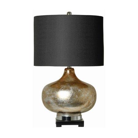 Leia Lamp Gold-Tone