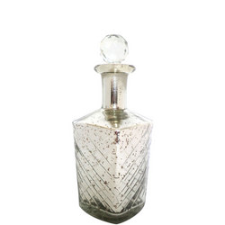 Zita Decanter Silver-Tone