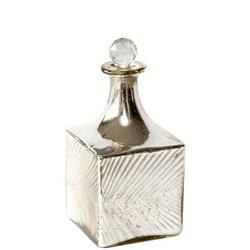Vera Decanter Silver-Tone