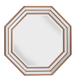 Charlette Mirror  Gold-Tone