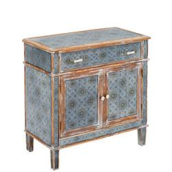 Alisha Cabinet  Blue