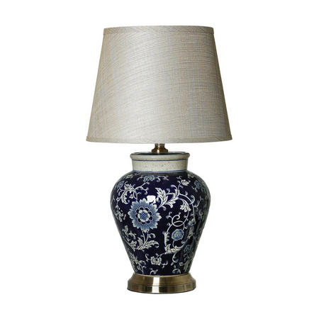 Tessa Lamp Blue