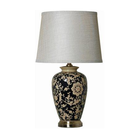 Reese Lamp Black / Gold