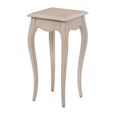 Danton Side Table Cream Wood