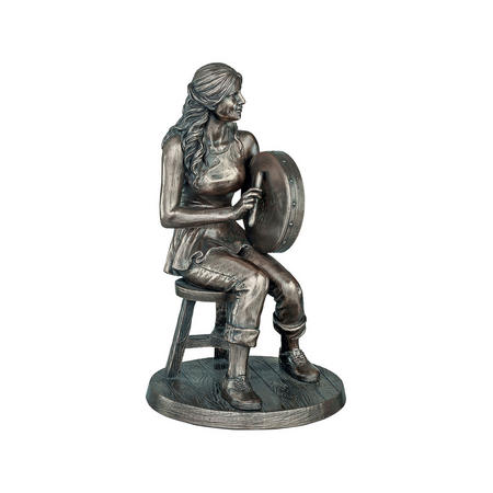 The Bodhran Player Bronze-Tone