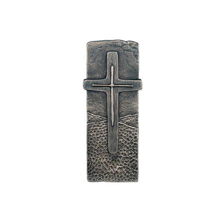 Christian Cross Bronze-Tone
