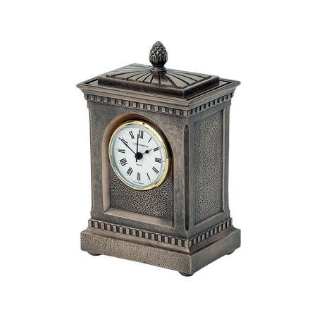 Kindred Carriage Clock Bronze-Tone