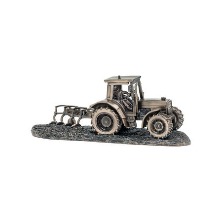 Tractor & Plough