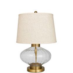 Briana Lamp Gold-Tone