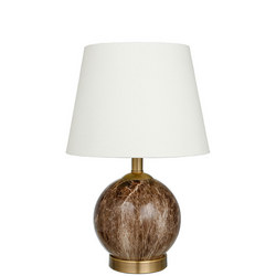 Pheobe Lamp Gold-Tone