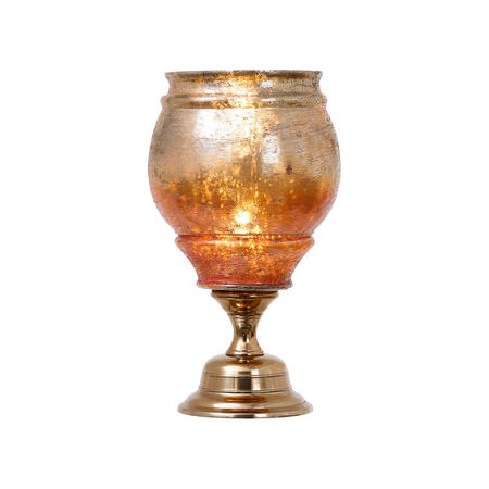 Sienna Lamp Gold-Tone