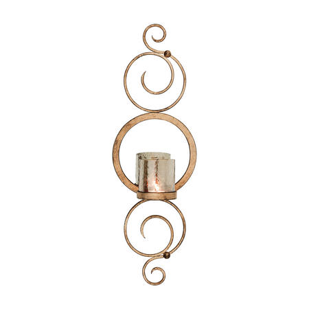 Satine Wall Sconce Champagne
