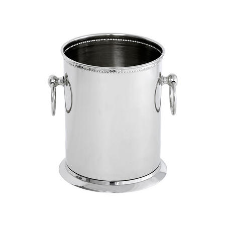 Curtis Wine Cooler  Silver-Tone