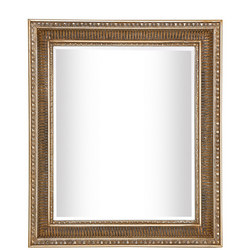 Becca Mirror  Gold-Tone